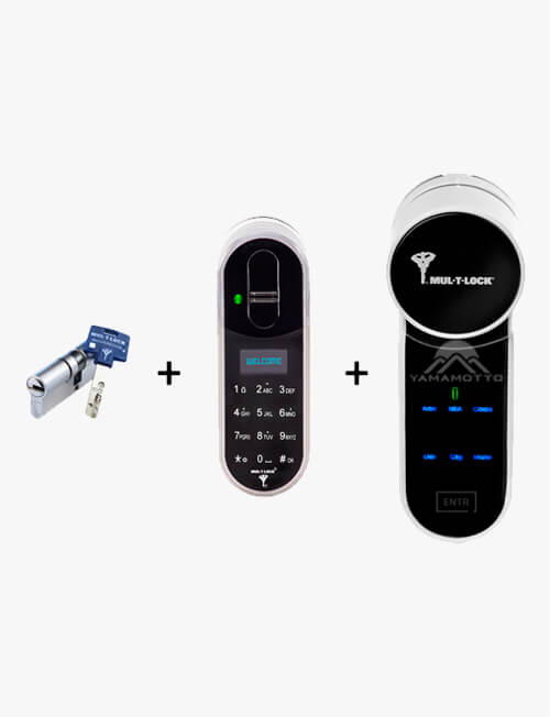 Fechadura Digital Mul-T-Lock ENTR