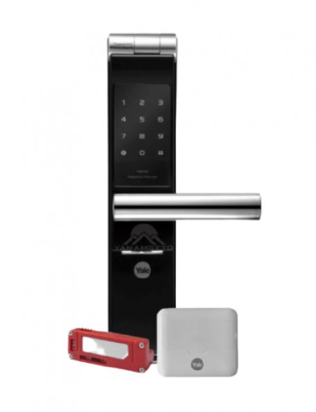 fechadura-digital-eletronica-YMF40 -samsung.